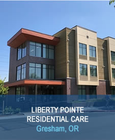 Liberty Pointe community